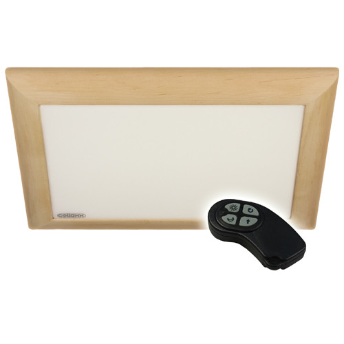 Collaxx Farblichtgerät, FL2000-F4-R1, Abachi