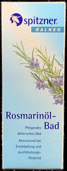 Spitzner BALNEO 190 ml Rosmarinöl-Bad