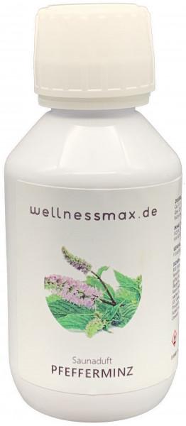 Wellnessmax Aufguss Konzentrat, Pfefferminze
