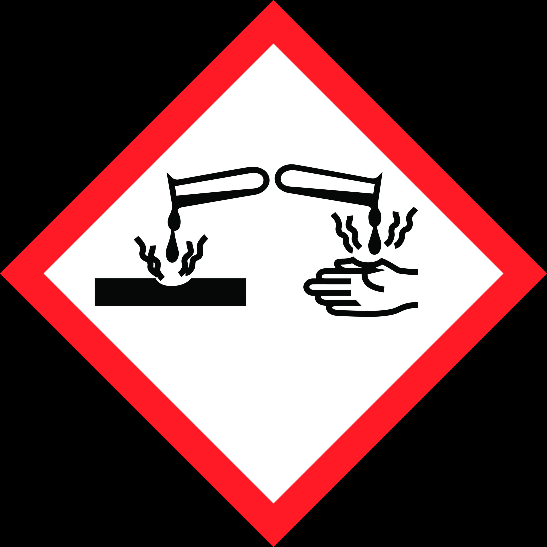 Gefahrenkennzeichnung