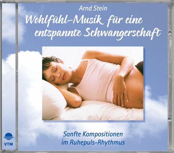 Arnd Stein CD Wohlfühlmusik für eine entspannte Schwangerschaft