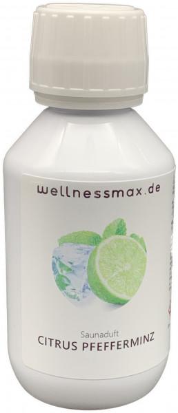 Wellnessmax Aufguss Konzentrat, Citrus Pfefferminz