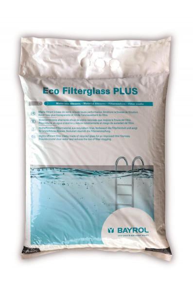 Bayrol Eco Filterglass PLUS Grade 1, 0,3 - 1,0 mm, 25 kg