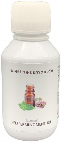 Wellnessmax Aufguss Konzentrat, Pfefferminz-Menthol