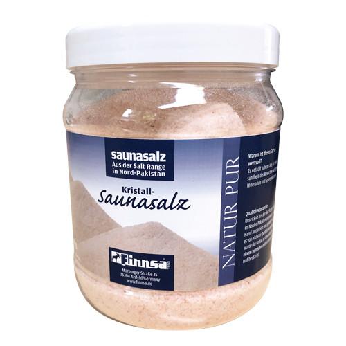 Kristall-Saunasalz natur, 1 kg