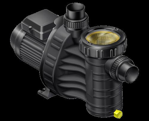 AquaTechnix AquaPlus 6 0,3kW 7,5qm/h