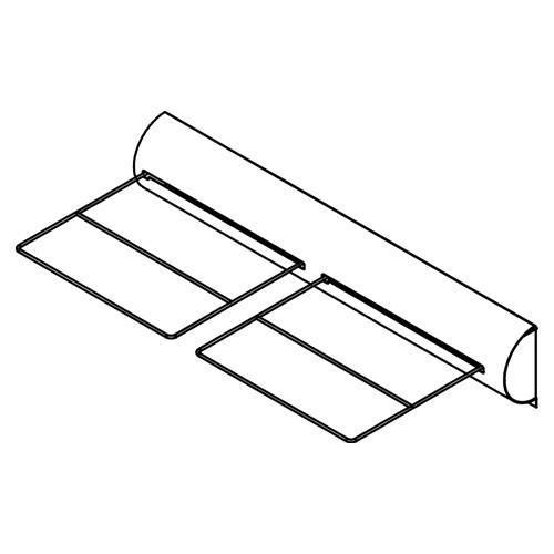 Abschaltwippe für Saunaheizgerät Typ 3