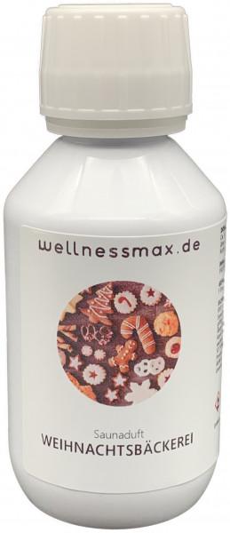 Wellnessmax Aufguss Konzentrat, Weihnachtsbäckerei