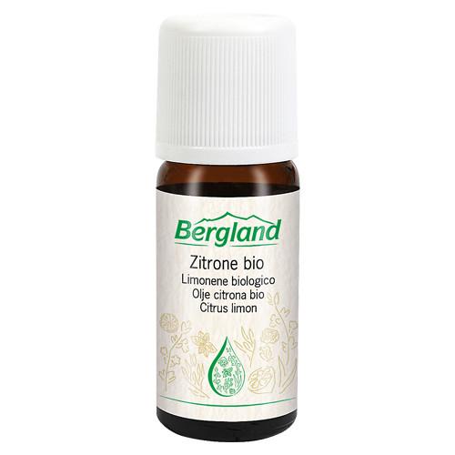 Bergland Ätherisches Öl Bio-Zitrone 10 ml