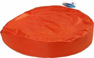 Kerlis Sitzkissen orange