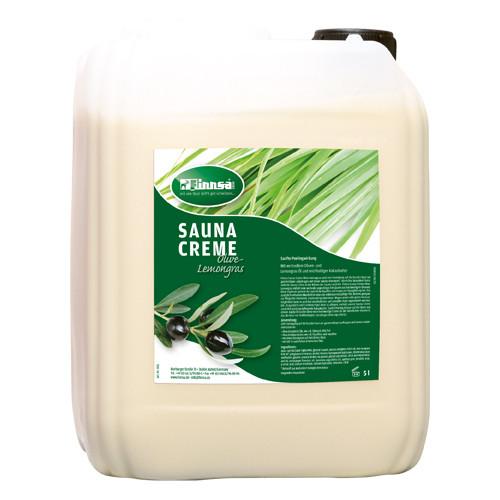 Sauna-Creme Olive-Lemongras 5l