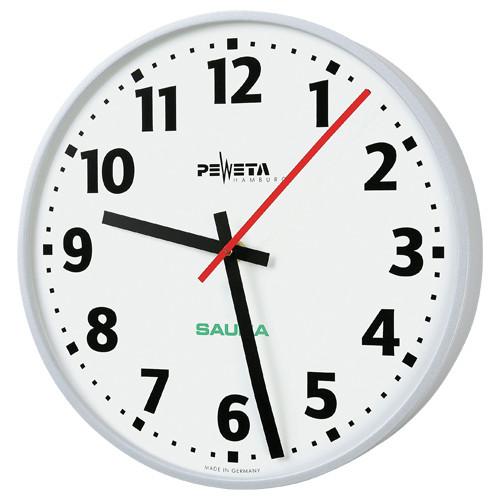 Sauna-Uhr XL rund 30 cm