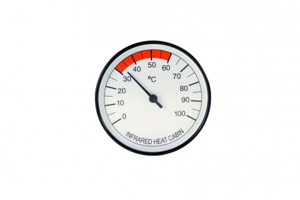 Thermometer für Infrarotkabine 100 mm