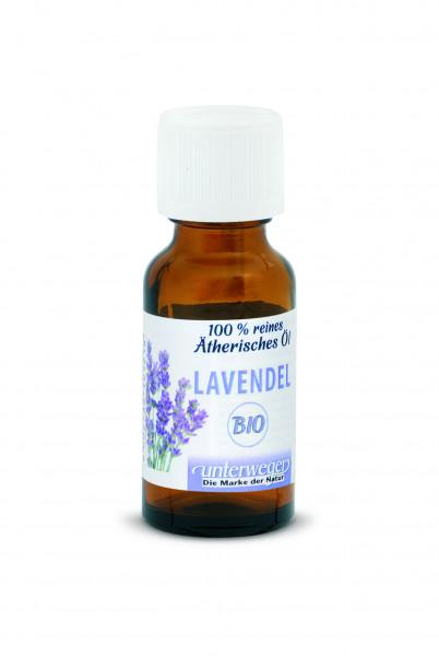 Unterweger BIO ätherisches Öl, Lavendelöl 20 ml