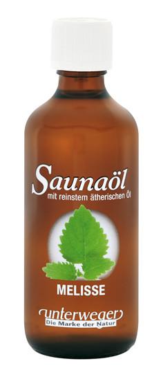 Unterweger Saunaöl 100 ml Melisse