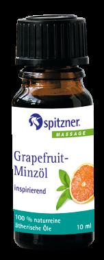 Spitzner Ätherische Öle 10 ml Grapefruit-Minze