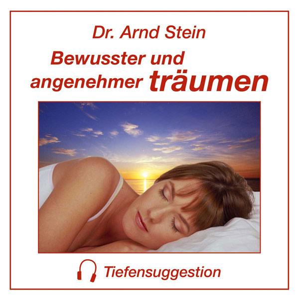 Arnd Stein CD Bewusster u. angenehmer träumen
