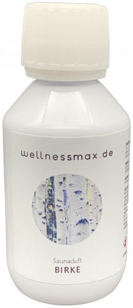 Wellnessmax Aufguss Konzentrat, Birke