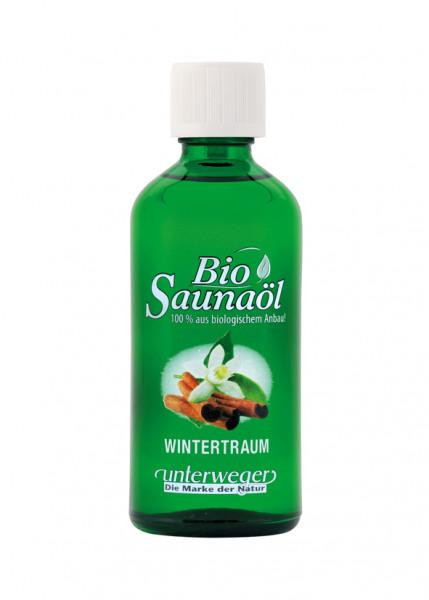 Unterweger BIO Saunaöl 100 ml Wintertraum