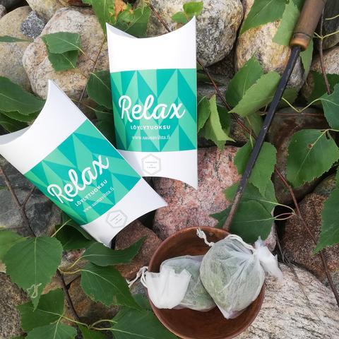 Relax - Duftbeutel 2x4 g