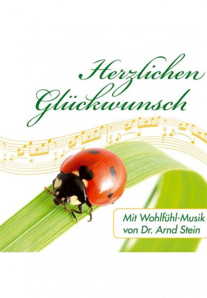 Arnd Stein CD Herzlichen Glückwunsch