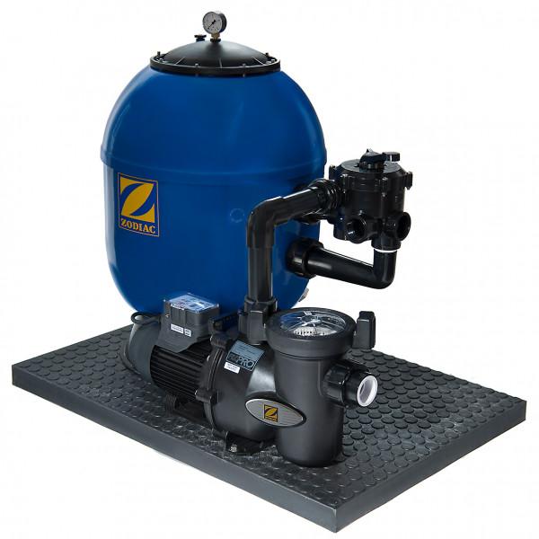 ZPF Filteranlagen mit FloPro™VS