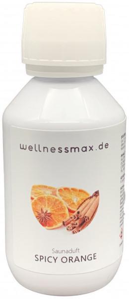 Wellnessmax Aufguss Konzentrat, Spicy Orange