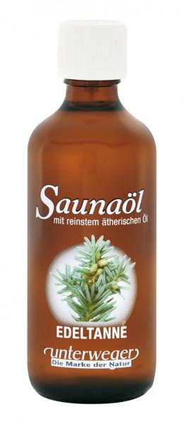 Unterweger Saunaöl 100 ml Edeltanne