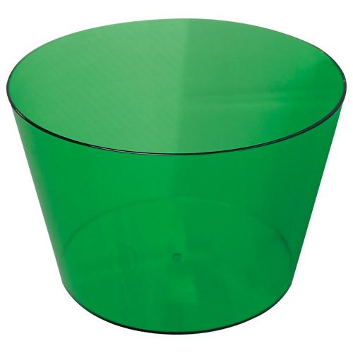 Finnsa Kunststoff-Einsatz grün für Sauna-Kübel 4,5 l