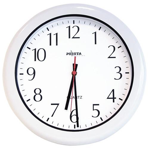 Feuchtraum Uhr Ø 30 cm
