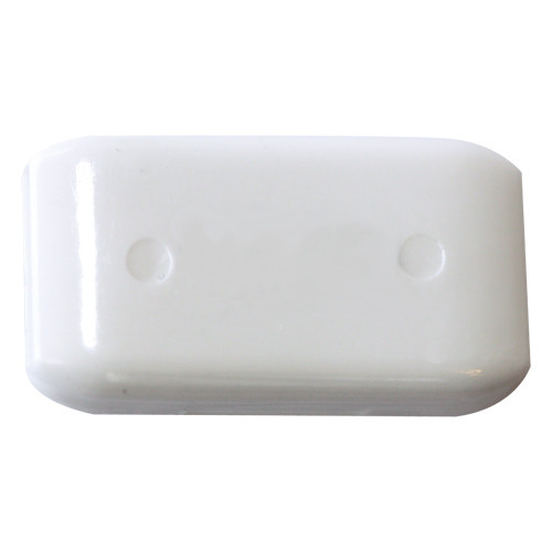 Schlüsselkapsel aus Macrolon ohne Nummerierung