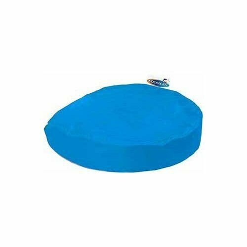 Kerlis Sitzkissen blau