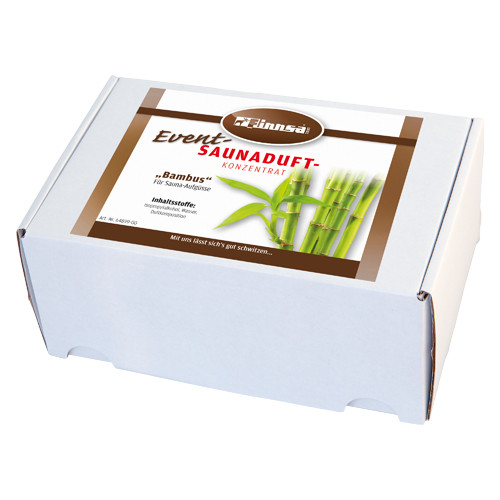 Finnsa Event-Duftbox 15 ml Miniaturflasche 24x15 ml sortenrein