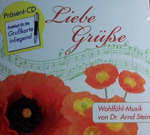 Arnd Stein CD Liebe Grüße