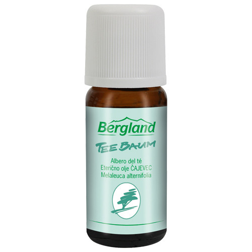 Bergland Ätherisches Öl Teebaum 10 ml