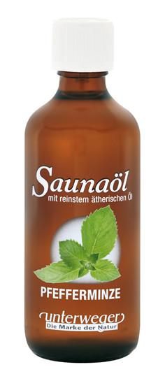 Unterweger Saunaöl 100 ml Pfefferminze