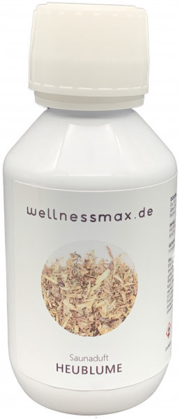 Wellnessmax Aufguss Konzentrat, Heublume