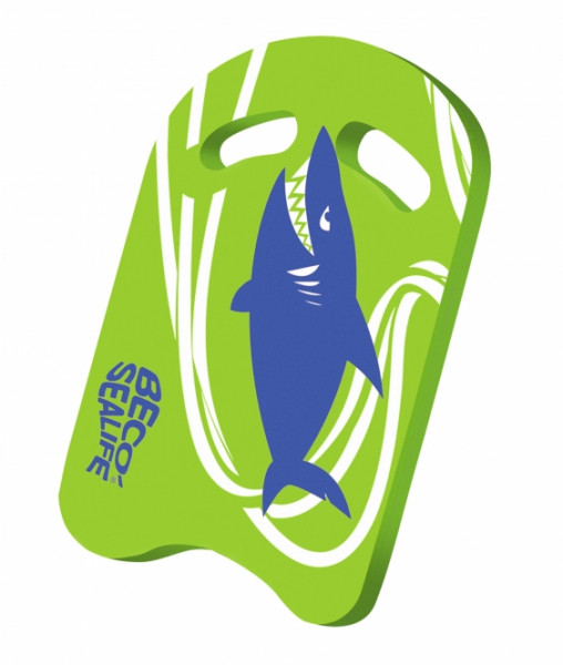 BECO-SEALIFE Kick Board Shark