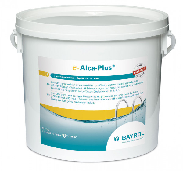Bayrol e-Alca-Plus® 5 kg
