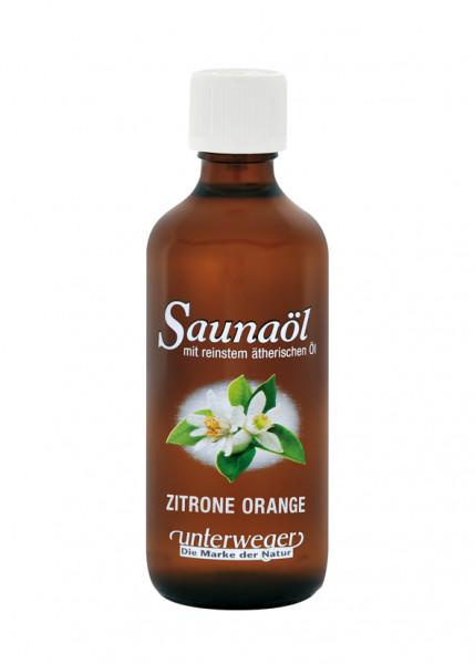 Unterweger Saunaöl 100 ml Zitrone-Orange