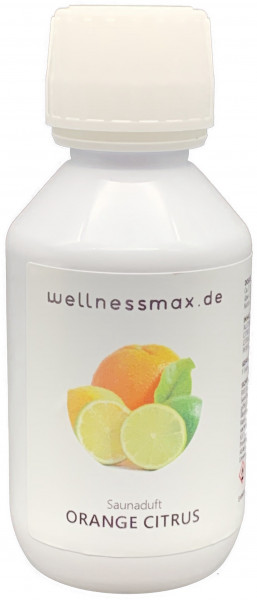 Wellnessmax Aufguss Konzentrat, Orange Citrus