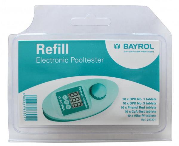 Bayrol Elektronischer Pooltester Nachfüllpack