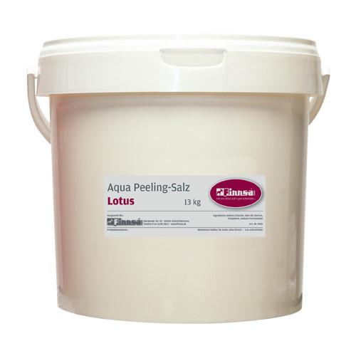 Aqua-Peeling-Salz 13 kg Lotus