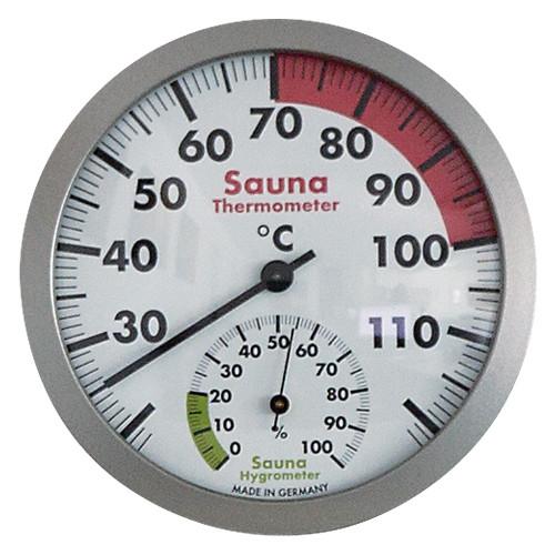 Finnsa Sauna-Thermometer/Hygrometer 120 mm