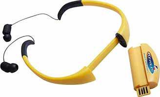 Kerlis Wasserdichte Kopfhörer