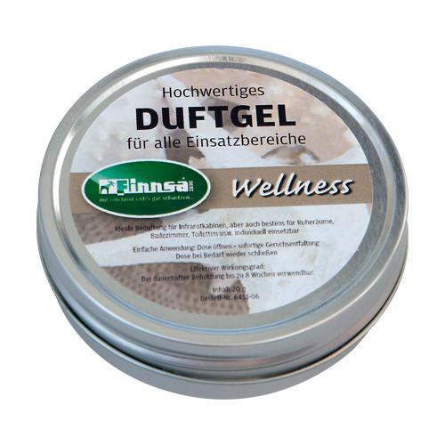 Finnsa-Duftgeldose, Wellness