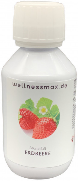 Wellnessmax Aufguss Konzentrat, Erdbeere